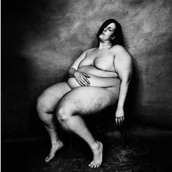 'Large-women-Seating'-Irving-Penn-2004