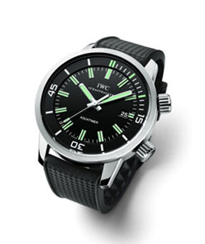 Aquatime rwatch, IWC-$7,300