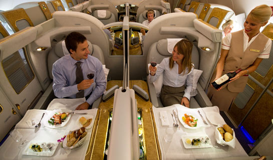 First Class Private Suites