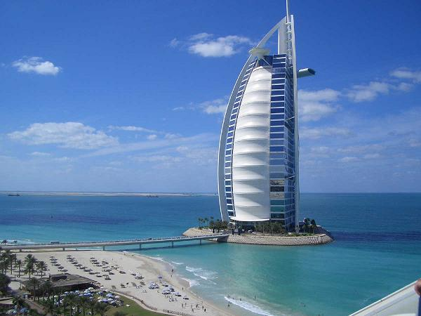 Spec. Burj Al Arab web lay-out