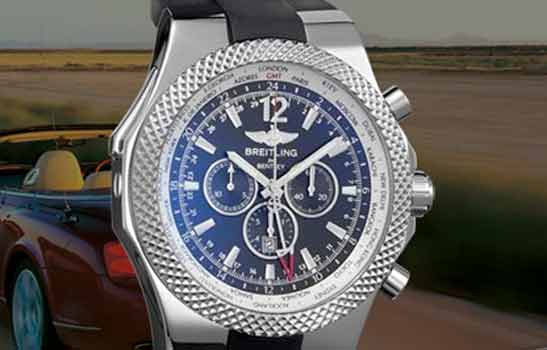 Steel-breitling-GMT-($9135)